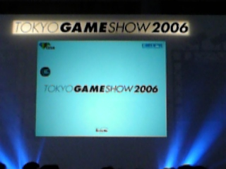 東京ゲームショー2006