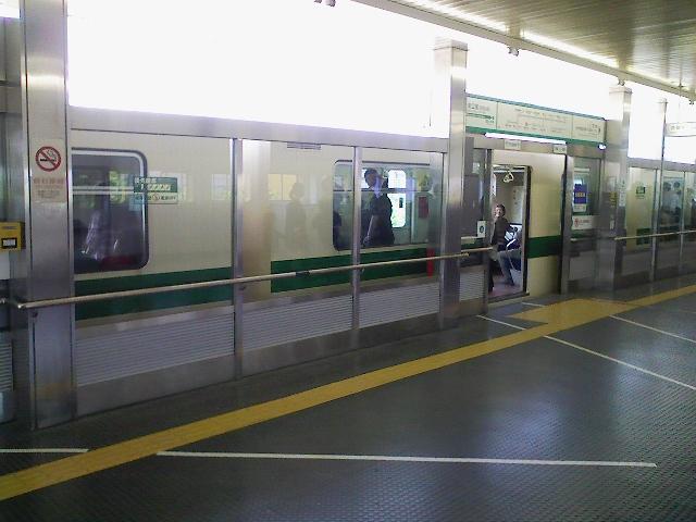 4本目の電車で